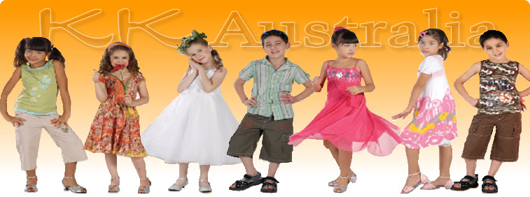 KK Australia Children Fashion Clothing and Accessories